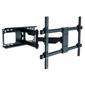 "TV WALL MOUNT FULL-MOTION FOR 37""-70"" TV SCREENS 60KG"