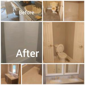 Home renovations. Free estimates