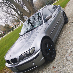 2005 BMW 3-Series 325xi Sedan e46
