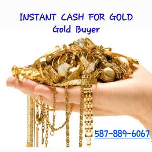 INSTANT CASH FOR GOLD - Gold Buyer