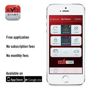 Smart Phone Remote Starter Installation