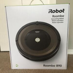 iRobot Roomba 890 Wi-fi connected vacuuming robot