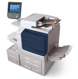 Xerox Color 570 Production Printer Color Copier Production Machine 75 PPM Copy Print Scan 2400 x 2400 DPI - BUY or LEASE