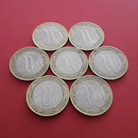 MIX AND MATCH - 2003 DNA £2 two pounds coin