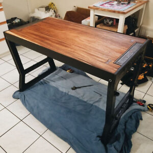 Industrial desk/small table