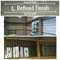 L. Refined Finish inc.