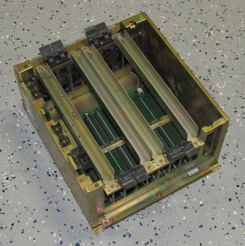 YASKAWA ELECTRIC RACK JZNCU-MRK12-1E