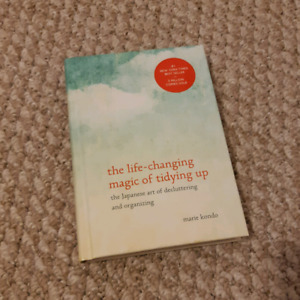 Book - Tidying Up