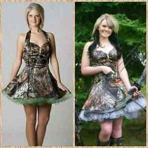 Camo dress for sale