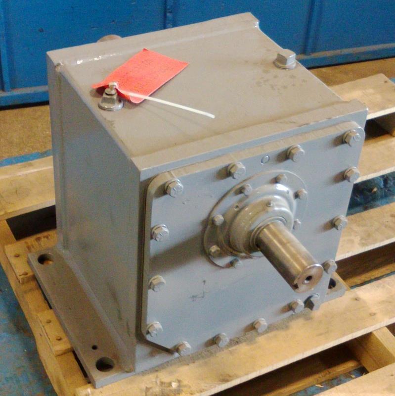 FALK 1750/504RPM 40HP 3.472:1 RATIO ENCLOSED GEAR DRIVE MODEL 1060FC2A