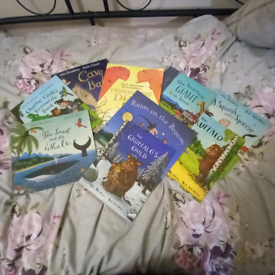 Set of Julia Donadlson books