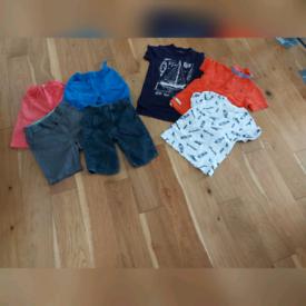 Bundle boys clothes age 6/ 6-7