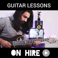 Mississauga/ Brampton Guitar Lessons! LEARN from a PRO