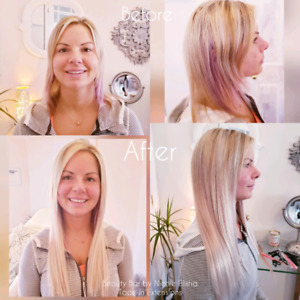 Hair Extensions 100% Remy Human Hair