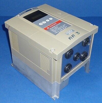 Telemecanique Square D 1hp0.75kw Variable Speed Ac Drive Atv18u18n4