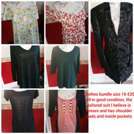 Women's clothes bundle size 16