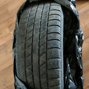 Set of winter tires