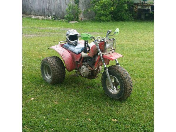 Used 1985 Honda ATC200X