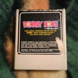Donkey Kong Coleco