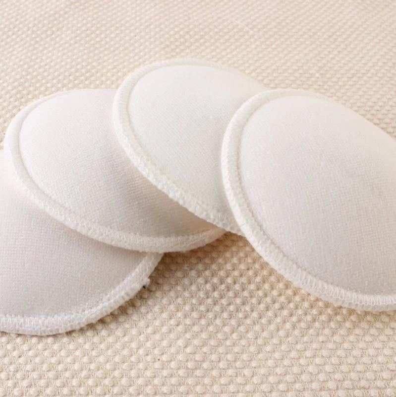 Reusable Nursing Breast Pads Soft Absorbent Breastfeeding Feed Pads BL3