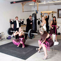 Wedding Party Fitness