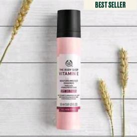 The Bodyshop Vitamin E Moisture-Protect Emulsion SPF 30 PA+++ 50ML