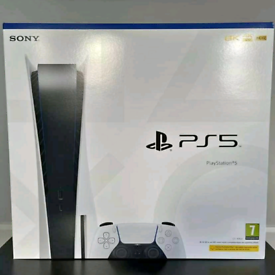 🔥🔥BRAND NEW SEALED LATEST UK SONY PLAYSTATION 5 DISC READY IN HAND T