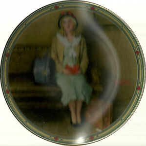 19 Norman Rockwell Collector Plates - mint condition