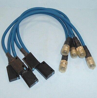 Taiyo Parker 10-28vdc 4-pin Proximity Sensor Zd136e-14-t Lot Of 5