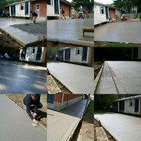 For your concrete needs