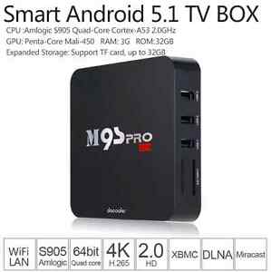 M9S-PRO 2GB/ 16GB S905 ANDROID 5.1 S905  TV BOX
