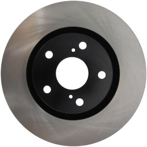 TOYOTA CAMRY FRONT ROTORS WITH PDAS