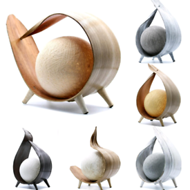 Coconut Lamps