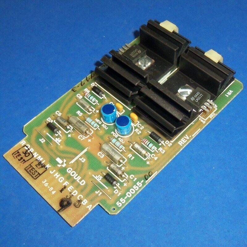 GOULD GETTYS AC SERVO CONTROL CARD 55-0055-00 *PZF*