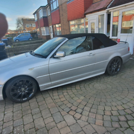 BMW 330ci Auto Sport Convertible 2003 Facelift