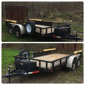 14' Equipment Hauler