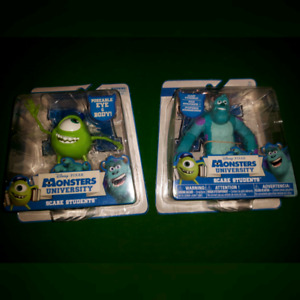 Monsters University Figures