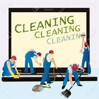 Office Cleaner Needed Part Time Immediately for Early Mornings!