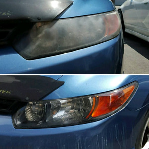Headlight Restoration - mobile