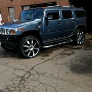 2006 Hummer h2 trade for a personal watercraft