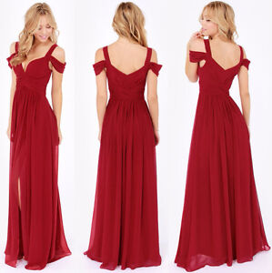 BRAND NEW OCEAN OF ELEGANCE WINE RED MAXI DRESS Kitchener / Waterloo Kitchener Area image 8
