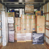 Movers for hire you rent the truck or we can
