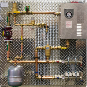 Hydronic Heating Components and Wood Boiler Supplies