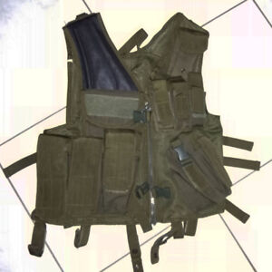 Army / Hunting Vest USED
