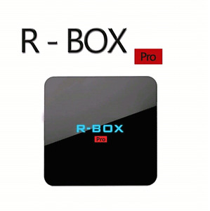 3GB RAM OCTA CORE ANDROID 6.0 TV BOX R-BOX PRO