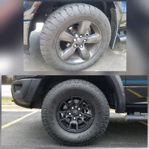 Trade me rims and tires