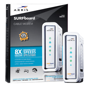 Arris SB6141 Hi-Speed Cable Modem