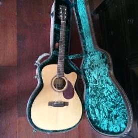 Freshman fa400gac acoustic guitar