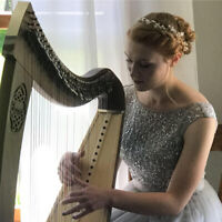 Harpist/Vocalist for Weddings and Special Events