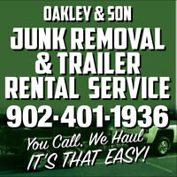 #Supportlocal Family Owned & Operated Junk Removal Service